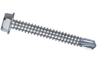 Hex Washer Head Self-Drilling Screw (Roofing Screw)